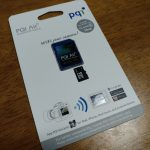 【商品レビュー】PQI Air Card Ⅱ (無線LAN機能付きSDカードアダプタ)